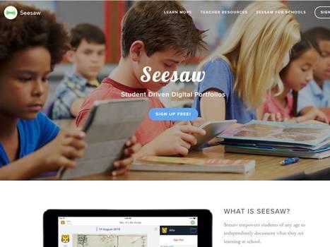 SeeSaw | E-Vila | Scoop.it