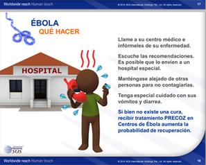 TIC para mostrar cómo luchan los científicos contra el Ébola | Salud Publica | Scoop.it