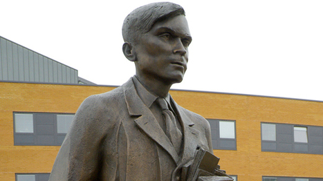 Enigma codebreaker Alan Turing to be posthumously pardoned for breaking Britain's defunct anti-gay laws | political sceptic | Scoop.it
