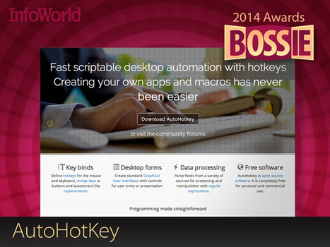 Bossie Awards 2014: The best open source desktop and mobile software | Open source computer software and technology | Scoop.it