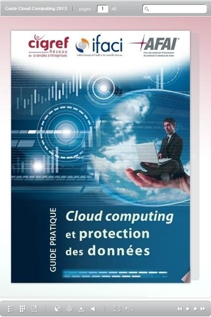 """Le guide pratique « Cloud computing et protection des données ...   On est """"Computing""""   Scoop.it"""