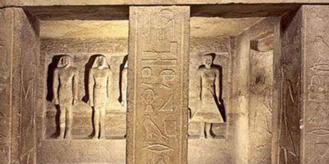 Tomb robbers broke into tomb of workman who built Great Pyramid | Cairo Post | Egyptology | Scoop.it