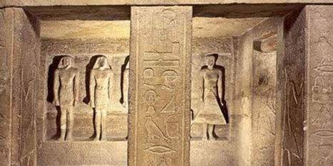 Tomb robbers broke into tomb of workman who built Great Pyramid | Cairo Post | Egiptología | Scoop.it