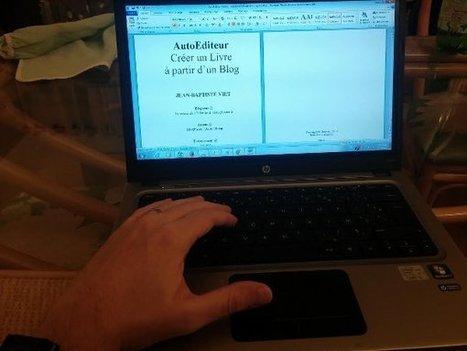 10 Logiciels pour écrire et publier un livre sur Amazon | J'écris mon premier roman | Scoop.it