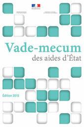 Les pôles de Compétitivité-Vade-mecum des aides d'État - Edition 2015-Moteur de croissance et d'emploi | CIR ET RECHERCHE  - LG | Scoop.it