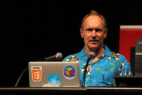 Tim Berners-Lee : «L'intérêt pour les libertés numériques est sans précédent » | Web 2.0 et société | Scoop.it