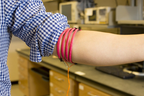 Can the Human Body Be a Wireless Communication Platform? | Qmed | Network | Scoop.it