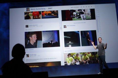 Les dernières nouveautés Facebook pour le Community Manager | Réseaux scx CM | Scoop.it