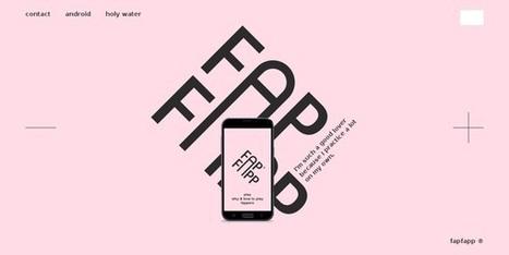 20 exemples de sites web pour présenter une application mobile | Trucs et Astuces | Scoop.it