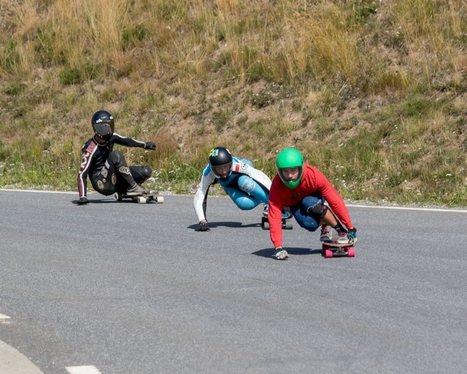 Du longboard à Peyragudes | Louron Peyragudes Pyrénées | Scoop.it