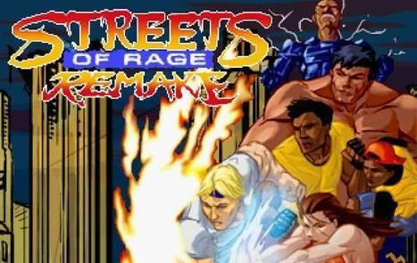 Streets of Rage (Remake) : Castagne jubilatoire dans les rues | Retrogaming, forums, blogs, sites | Scoop.it