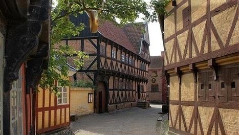 Les maisons à colombages au Danemark   I love it !   Scoop.it