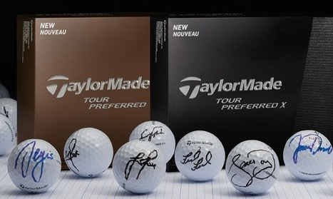 TaylorMade Tour Preferred Golf Balls Preview | Bunkers Paradise | Golf - Tools, Technologies, and Trends | Scoop.it