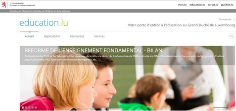 L'Éducation au Luxembourg | education.lu | Europe | Luxembourg (Europe) | Scoop.it