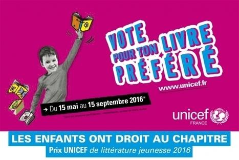 L'Unicef lance son Prix pour la littérature jeunesse | lectures | Scoop.it