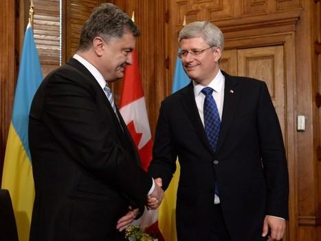 Canada to send military advisors to Ukraine   NATO Military   Scoop.it