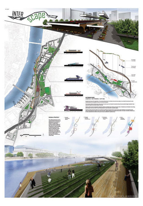 Vauxhall Missing Link Shortlist announced « World Landscape Architecture – landscape architecture webzine | Urban Choreography | Scoop.it