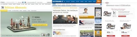 Assiste-t-on à la fin de la presse gratuite en ligne ? - FrenchWeb.fr | LA MACHINE A ECRIRE .NET | Scoop.it