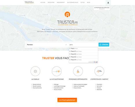 Trouver un professionnel de confiance avec Truster.fr | Technologie Au Quotidien | Scoop.it