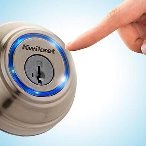 Kwikset Kevo Unlocks Your Door with a Magic Touch | Real Estate Plus+ Daily News | Scoop.it