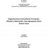 Organizaciones Comunitarias Formación, Difusión y Motivación: | Actividades Universitarias en Santo Tomás Puerto Montt | Scoop.it