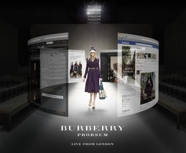 The Anatomy of a Digital Fashion Week Campaign - Luxury Society - Features | Actus Cosmétiques | Scoop.it