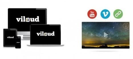 """Viloud, para crear nuevo propio """"canal de TV"""" en Internet   Herramientas WEB 4.0   Scoop.it"""
