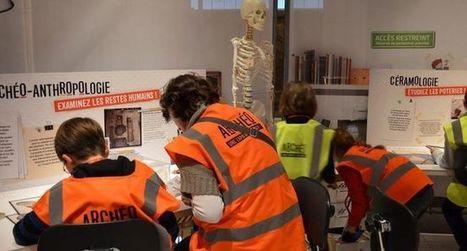 Des déficients visuels visitent l'expo à creuser   Musée Saint-Raymond, musée des Antiques de Toulouse   Scoop.it