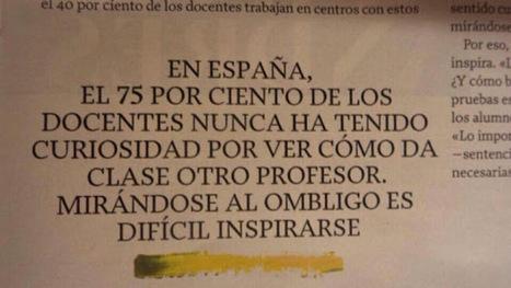 Buscando inspiración en otros docentes | EDUCuestionadores - Historias del día | Scoop.it