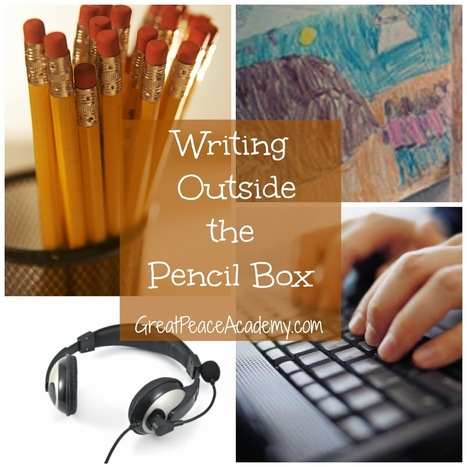 5 Tips for Teaching Creative Writing   Curriculum & Instruction   Scoop.it