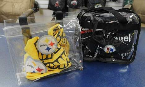 Pittsburgh company gets NFL approval to make clear plastic bags for stadiums | Sports Facility Management | Scoop.it