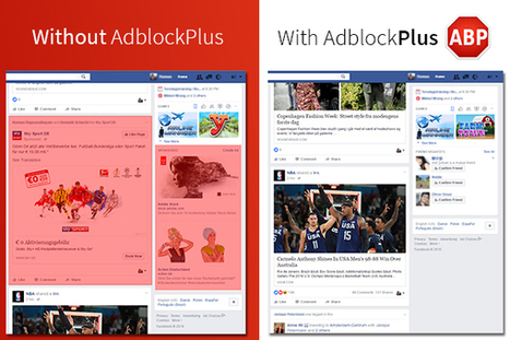 Facebook rolls out code to nullify Adblock Plus' workaround | Entrepreneurship, Innovation | Scoop.it