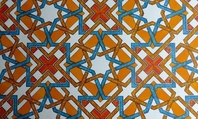 Muslim rule and compass:  the magic of Islamic geometric design | Matemáticas en la educación. | Scoop.it