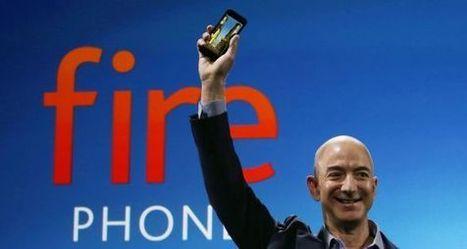 Amazon entra en la guerra del 'smartphone' con Fire Phone | Aprendiendo con las TIC TAC | Scoop.it