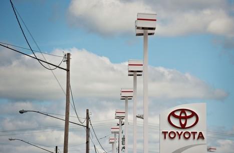 "Toyota ""Recall"" 369.000 Kendaraan di Jepang, AS dan Eropa | Auto Indonesia | Tips | Scoop.it"