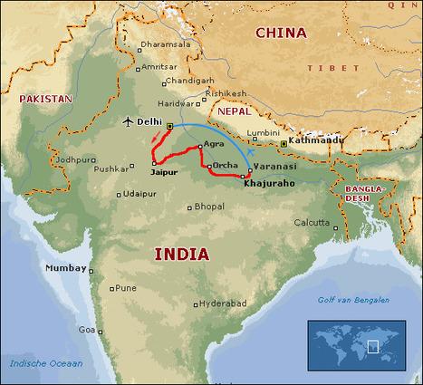 India nog steeds makkelijk toegankelijk | India | Scoop.it