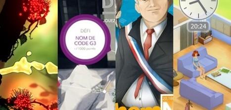 150 serious games de culture scientifique | Serious-Game.fr | Veille: Web & Pédagogie | Scoop.it