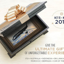 THE ULTIMATE GIFT - UNFORGETTABLE EXPERIENCES<br/><br/>The ultimate gift of a lifetime,&hellip; | Lifestyles and Human Interest | Scoop.it