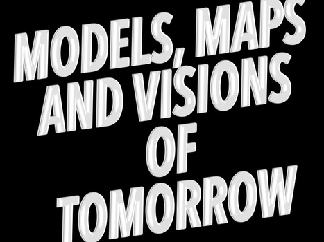 Time for a 2-D or 3-D Political Map? Models, Maps & Visions of Tomorrow | Politics for the Twenty-first Century | Scoop.it