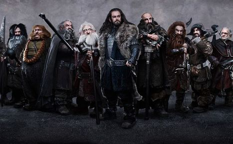 Ever Wondered What Happened To The Dwarves After The Hobbit Ended? You've Already Seen A Few Of Them In The Fellowship Of The Ring! | World Hobbit Project | Scoop.it