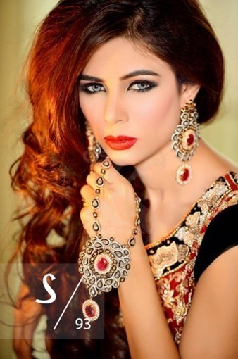Keepsakes by Reem Bridal Jewellery 2014 for Ladies | Beautiful Mehndi Designs and Jewellery Collection | Scoop.it