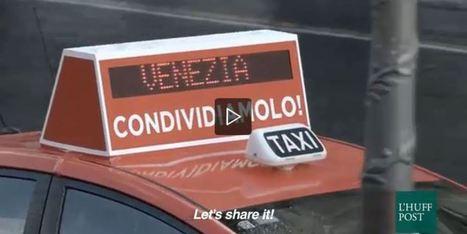 Il taxi condiviso che gira per Roma a Natale...   IL MARKETTARO   Scoop.it