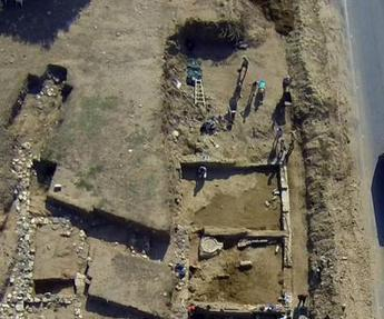 Ancient complex of shops uncovered in northern Greece - UPI.com | Ancient Greece | Scoop.it