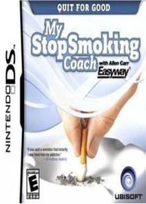 My Stop Smoking Coach with Allen Carr for Nintendo DS | VIDEO GAMES | Scoop.it