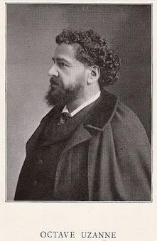 Octave Uzanne (1851-1931): De belles avancées à propos de la généalogie d'Octave Uzanne. Nouvelles mises à jour Geneanet. | Chroniques d'antan et d'ailleurs | Scoop.it