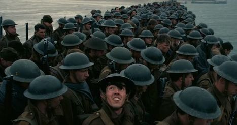 Christopher Nolan's 'Dunkirk' Trailer Released After Online Leak | MOVIES VIDEOS & PICS | Scoop.it