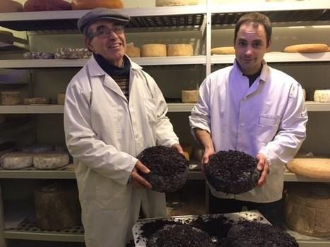 Cahors : La tomme au Malbec de Patrick Marty prête à être dégustée | Actualités du tourisme lotois | Scoop.it