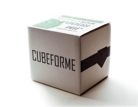 Get Surprised With A Box Of 3D Prints From CubeForme | 3D Printing in Manufacturing Today | Scoop.it