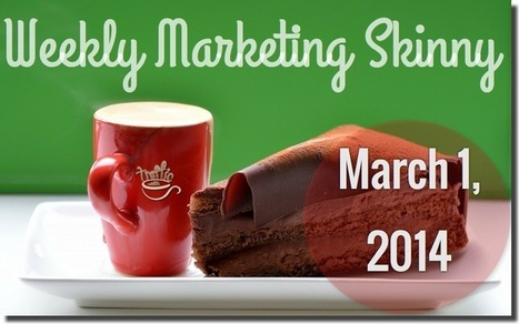 Weekly Marketing News • March 1, 2014 | Basic Blog Tips | Scoop.it