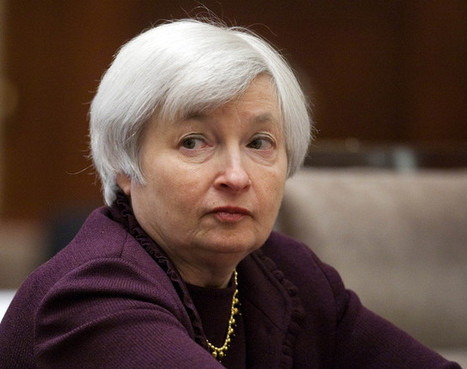 Finally The Fed Admits It Has No Clue on Inflation & Investment Spending | Global Economy, Stocks, Commodity & Currency Markets | Scoop.it